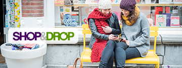 webdesigner duurzaam recycle shopendrop
